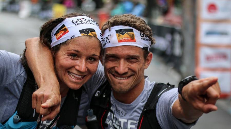 Marianne Hogan et Mathieu Blanchard