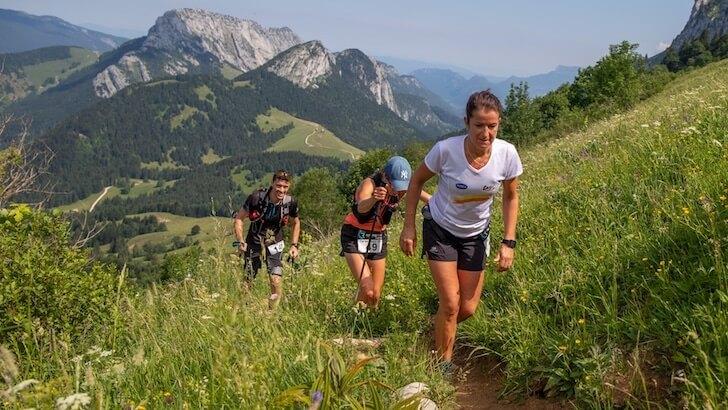 Trail des Bauges