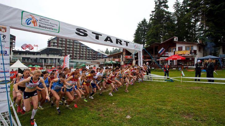 Championnats d'Europe de course en montagne