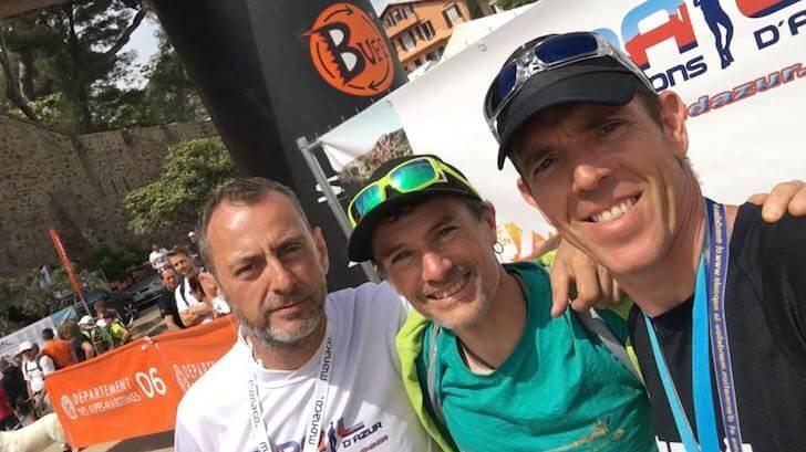 Laurent Gourmaud, Sébastien Chaigneau, Philippe Cordero