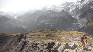 zermatt course en montagne