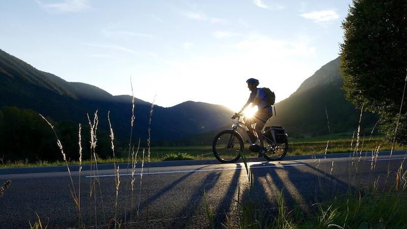 vélo soleil