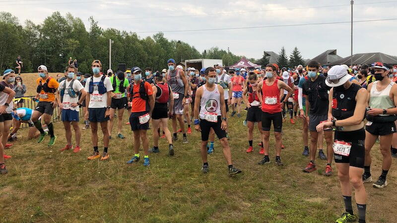 Québec Méga Trail 21 km